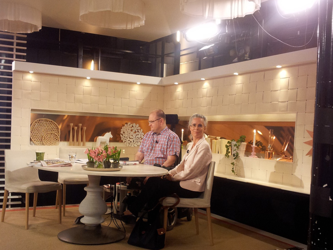 TV4 huset - morgonshow